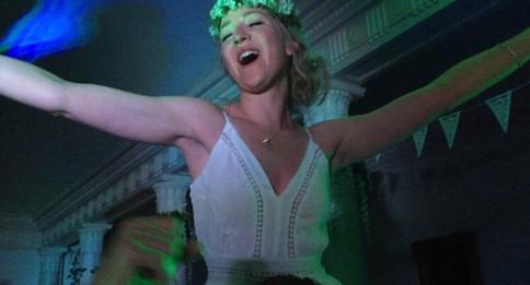 Tru Groove Wedding Band to hire Happy Bride