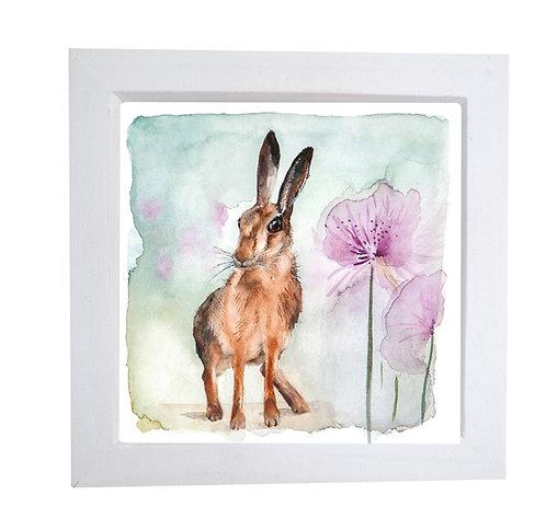 Small framed Harriet Hare