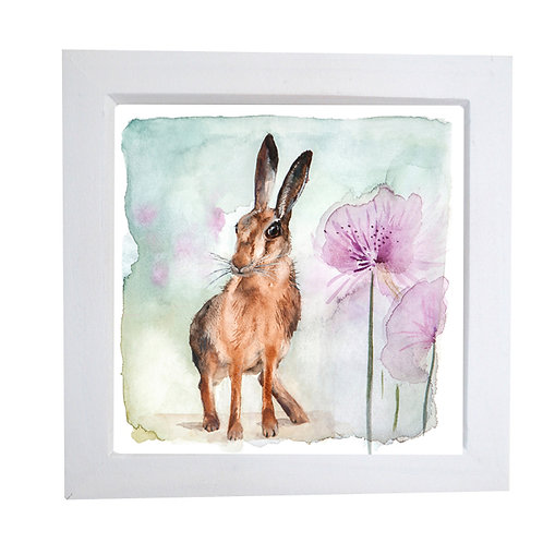 Small framed Harriet Hare