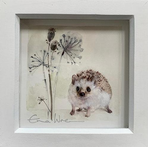 Small framed Henry hedgehog