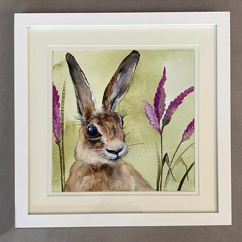 Heather hare original painting