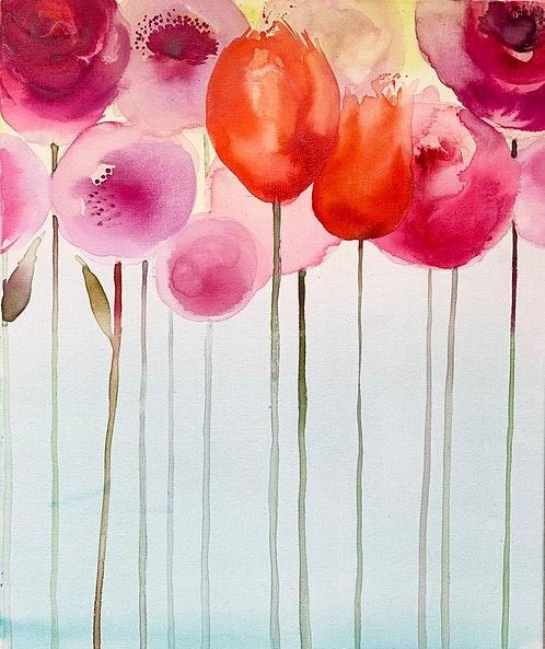 """""""Lollipop""""  flowers"""
