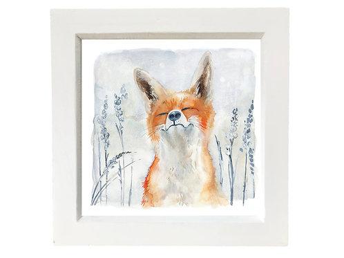 Small framed Mr fox