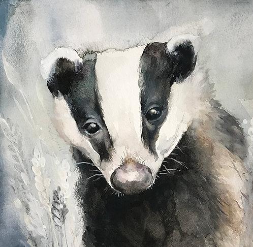 Bertie Badger