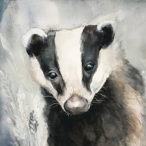 Bertie Badger