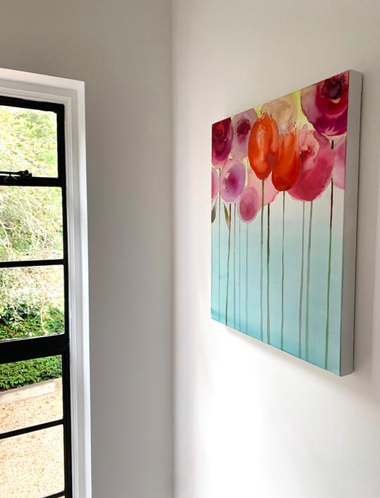 """Lollypops"" origianl painting"