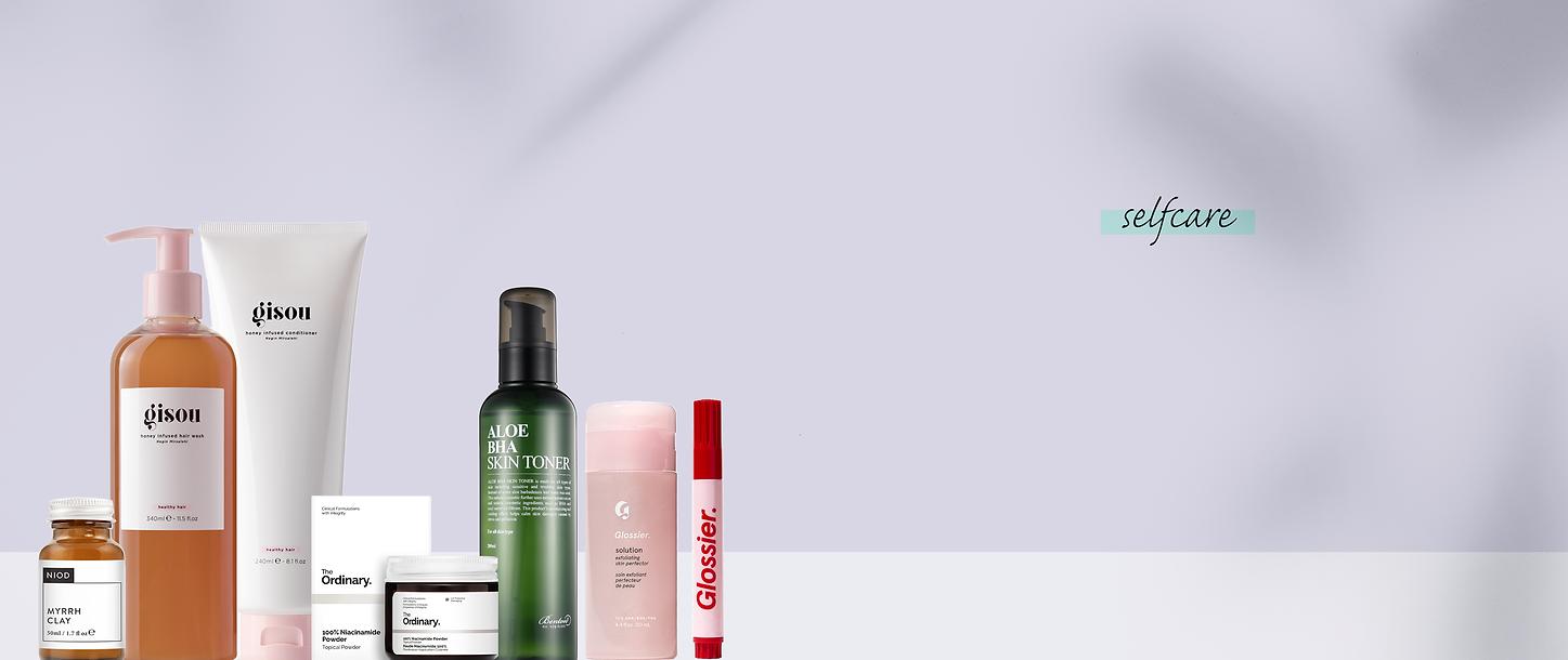 Produtos Importados para Skincare