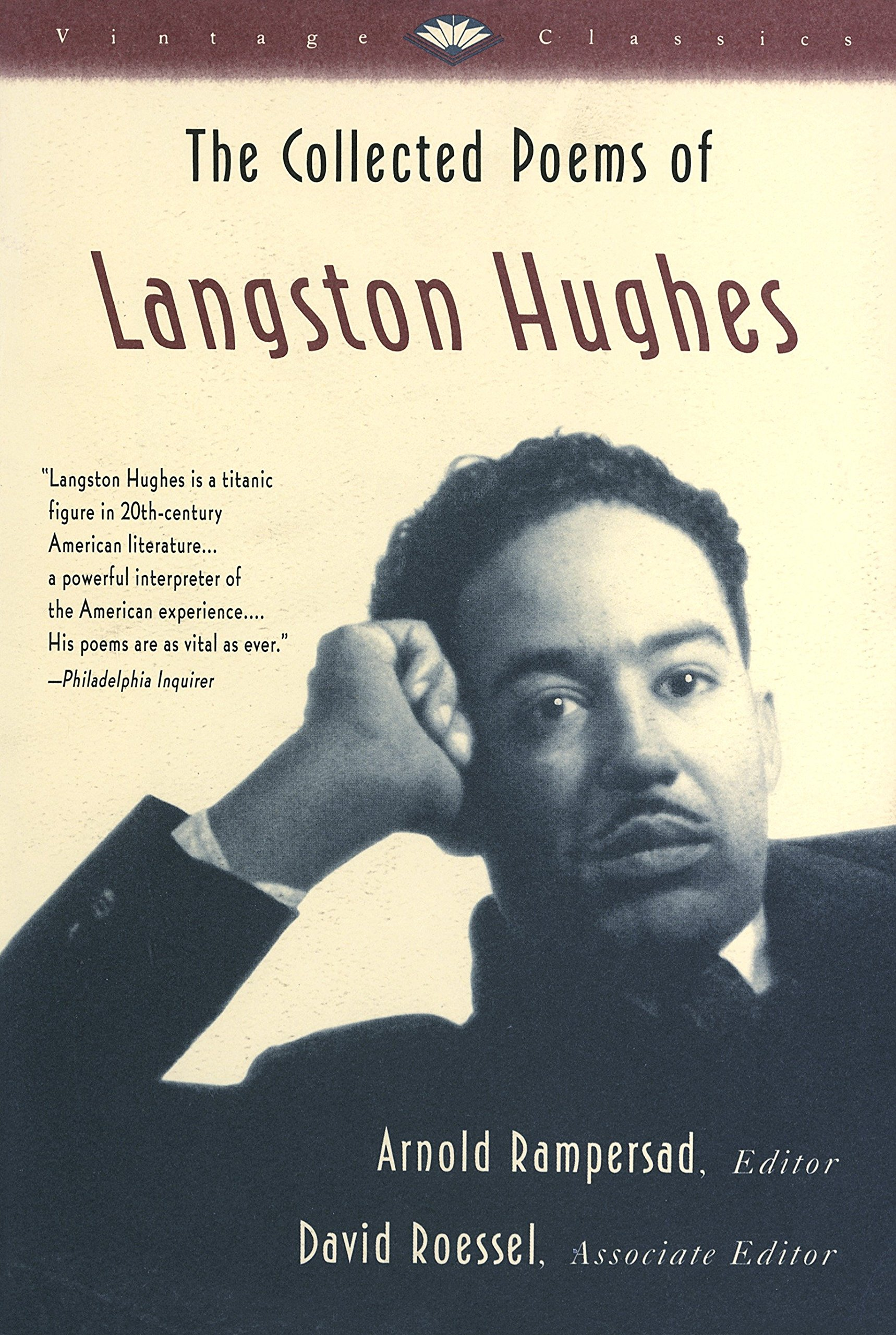 Collected Poems of Langston Hughes