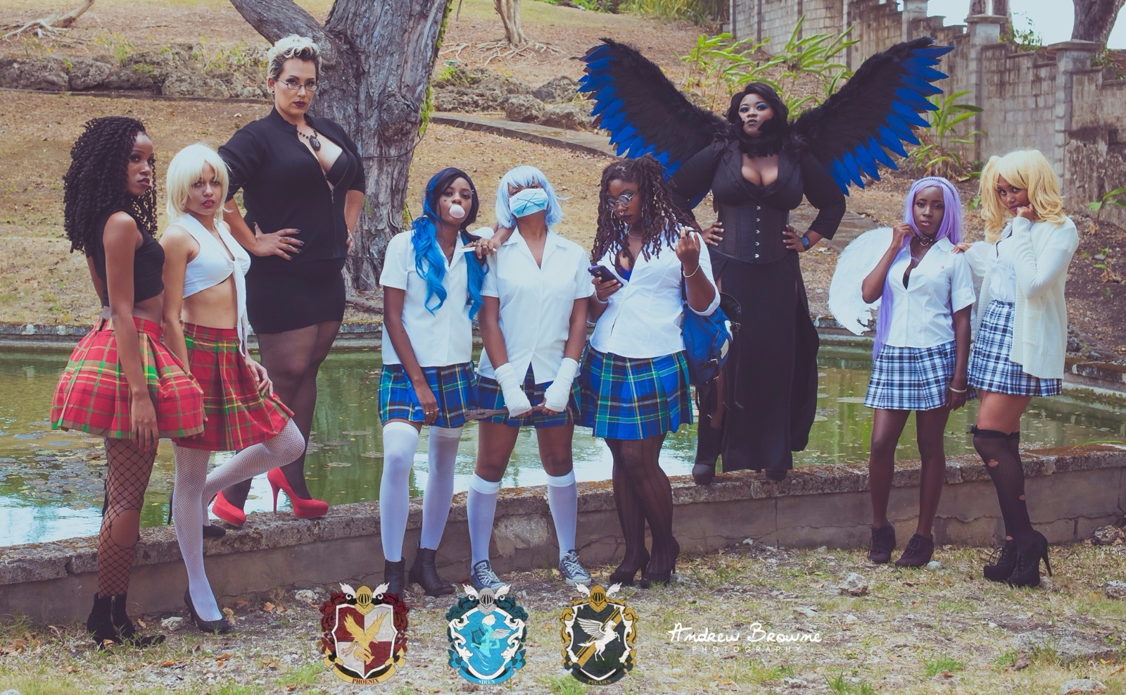 Valkyrie High School Pic