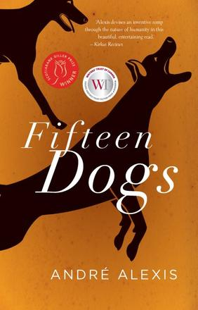 """""""Fifteen Dogs"""" by André Alexis"""