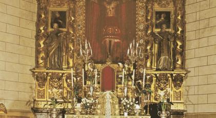 Capilla del Stmo. Cristo de la Sangre