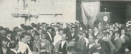 Torrijos Doña Teresa Enríquez 1926