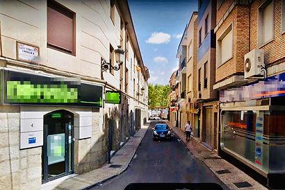 Calle Teresa Enríquez, Torrijos