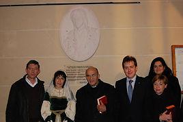 Inauguración Imagen Doña Teresa Enríquez