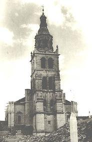 Iglesia de Santa María, Medina de Riosec