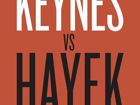 Keynes vs Hayek: El choque que definió la economía moderna. Book Review