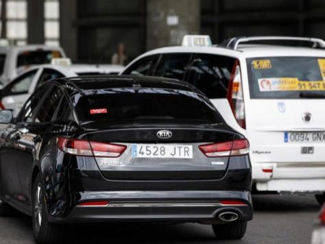 ¿Qué imagen da España si cede al chantaje de los taxistas?