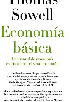 Thomas Sowell: Economía básica - Book Review