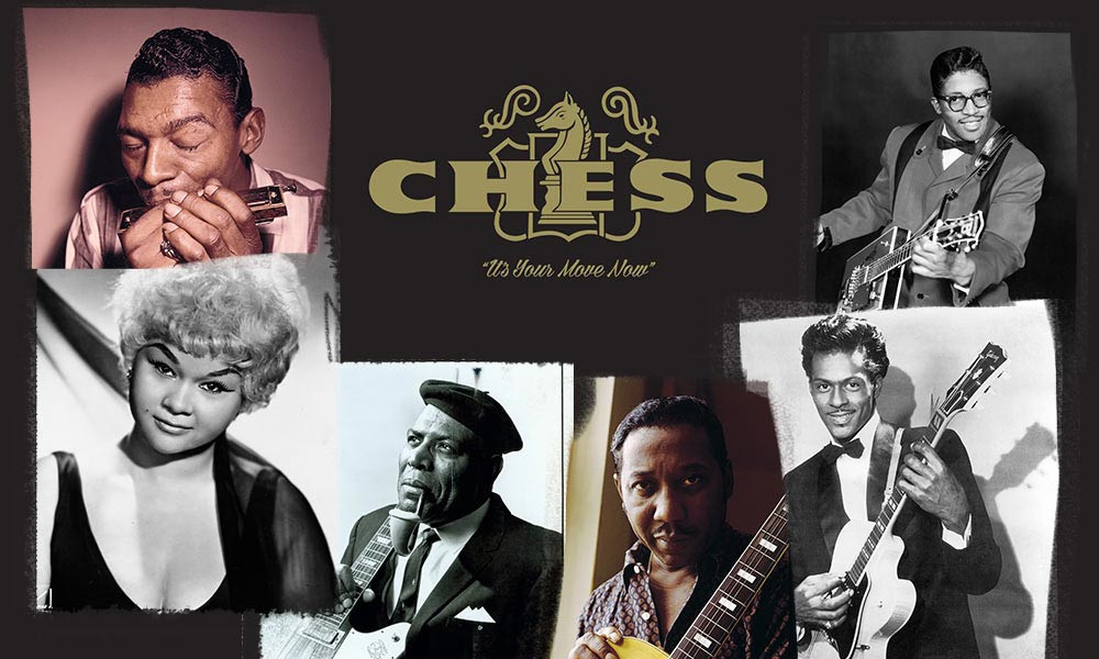 Chess Records a Blue Move BCN
