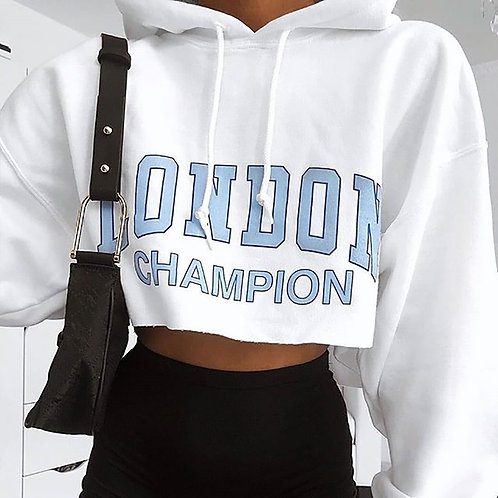 Champion hooded
