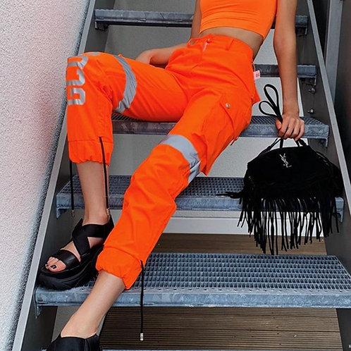 Sure orange pants