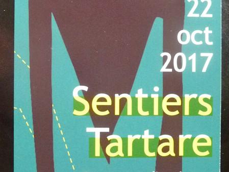 Sentiers Tartare 2017