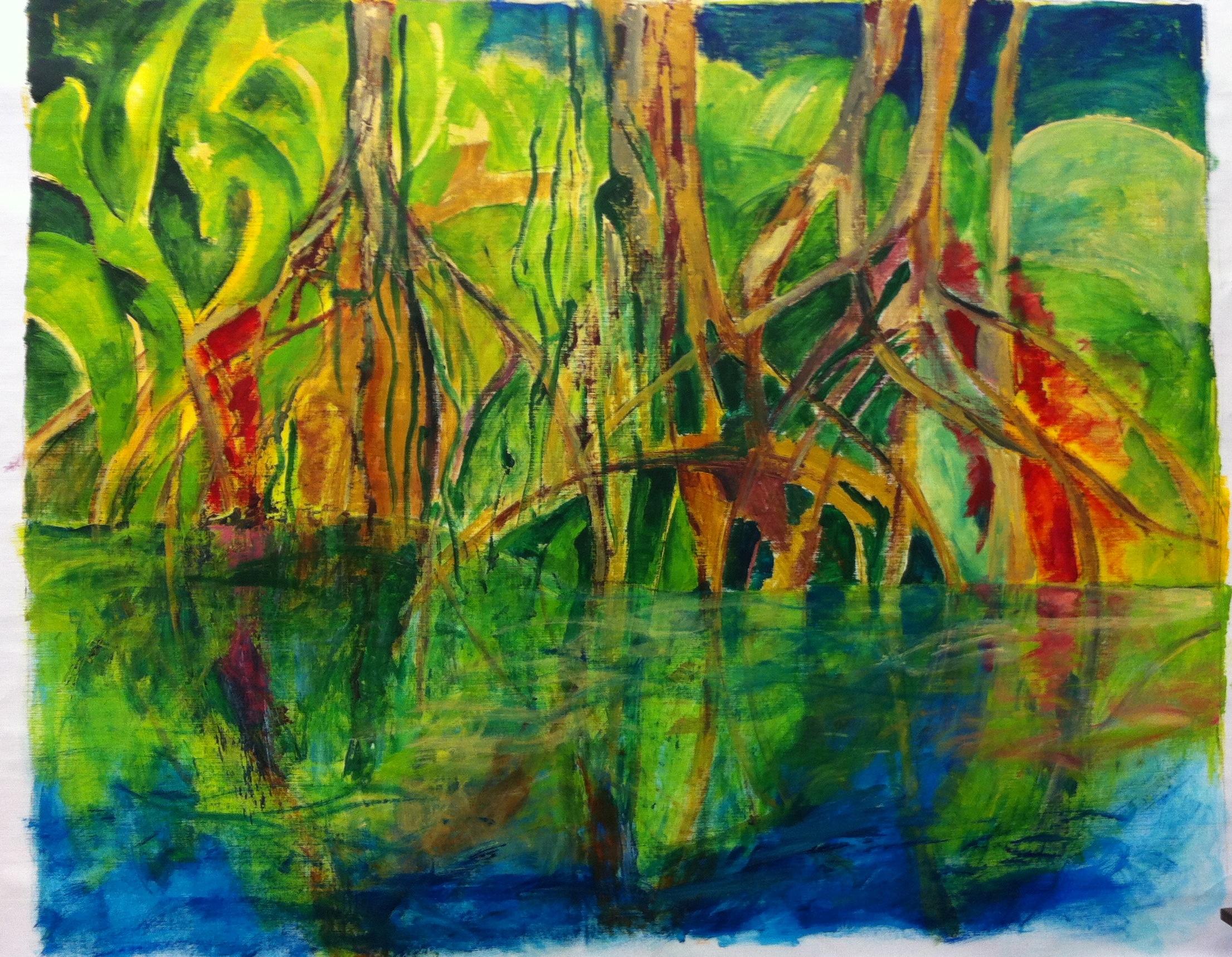 Mangroves 2019
