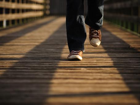 The surprising benefits of walking