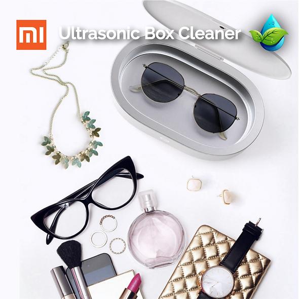 Home Luxury Ultrasonic Cleaning Machine