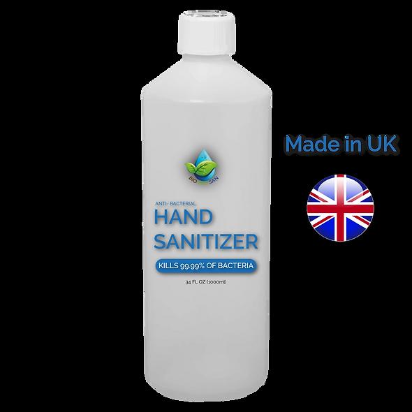 Anti-Bacterial Hand Sanitiser 1L