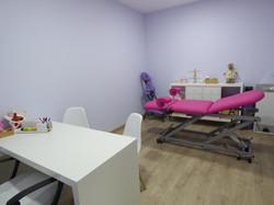 Sala Fisioterapia