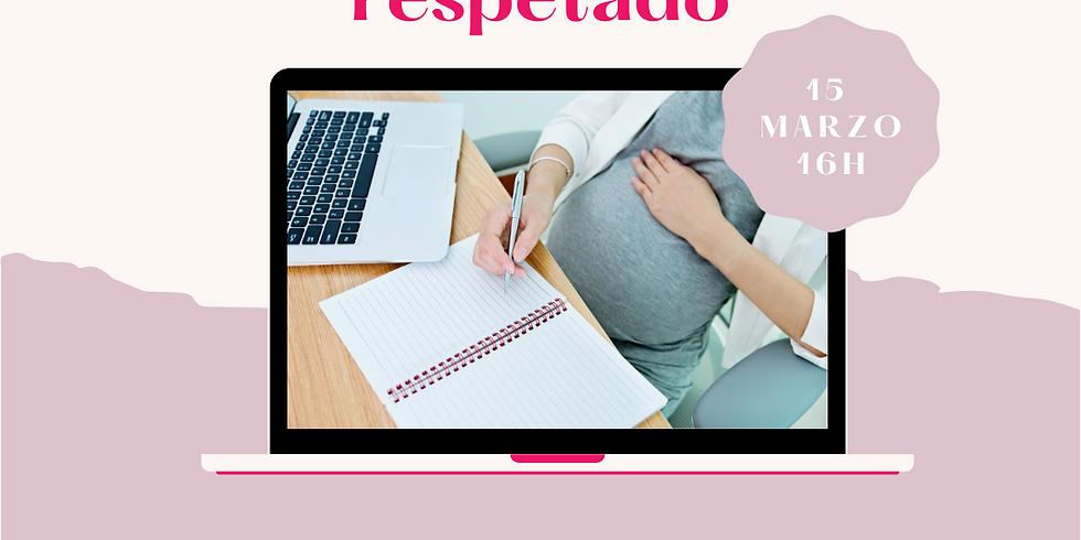 WEBINAR GRATUITO - CÓMO PREPARARSE PARA TENER UN PARTO RESPETADO