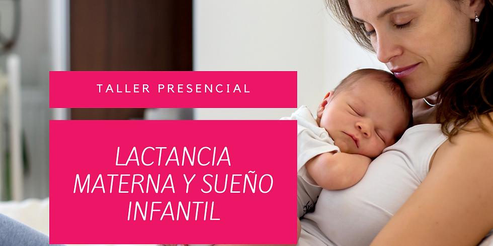 TALLER ONLINE LACTANCIA Y SUEÑO INFANTIL