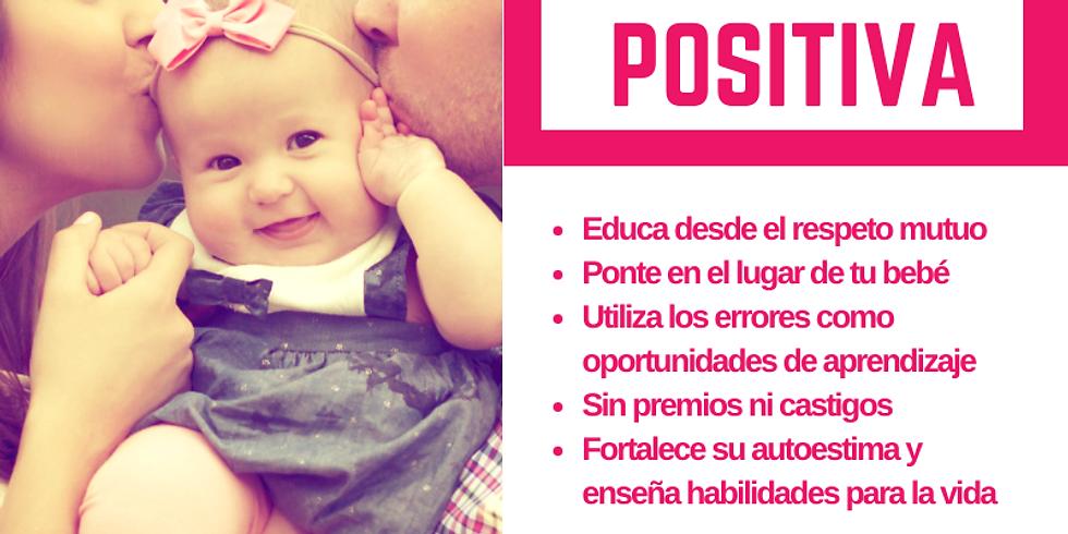 TALLER DE DISCIPLINA POSITIVA: 'Los 3 primeros años duran toda la vida' (1)