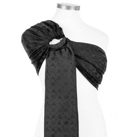 Bandolera Fidella Saint Tropez Charming Black