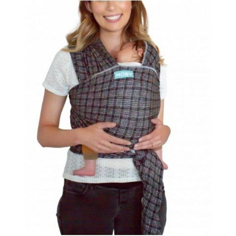 FULAR PORTABEBÉS ELÁSTICO MOBY WRAP EVOLUTION STITCHES