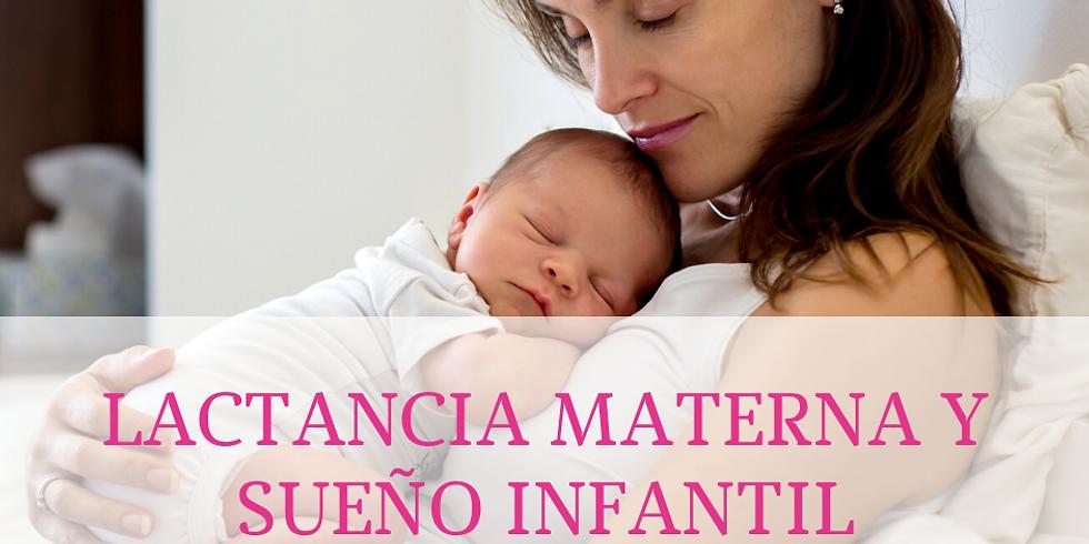 TALLER LACTANCIA Y SUEÑO INFANTIL