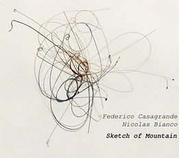 CD Sketch of Moutain