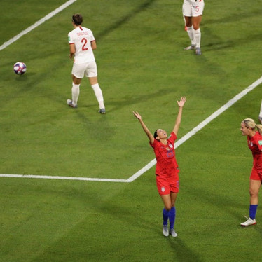 FIFA Women's World Cup: Five things we learned in the USWNT game against England