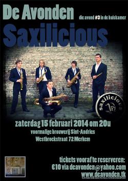 Saxilicious