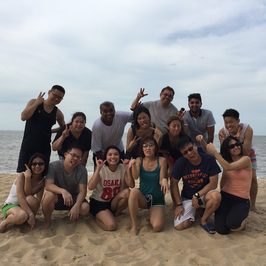 Hainan Team Retreat 2017