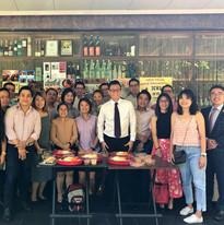 Heng Kang Lunch 2019