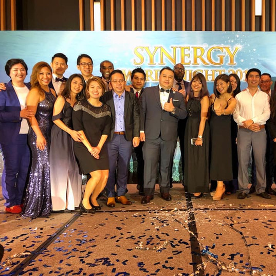 Synergy Awards Night 2019