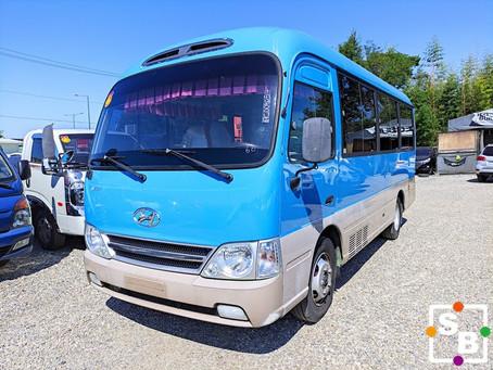 HYUNDAI E-COUNTY DIESEL 2009 / FOB &6,650