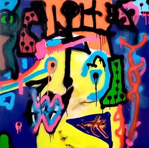 koala2 uwe gallaun, acrylic, painting, artist