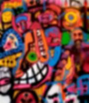 facebooks3 uwe gallaun, acrylic, painting, artist