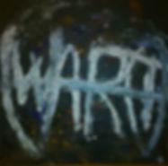 uwe gallaun (w)ar(t) acrylic on canvas