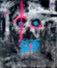 sth1 uwe gallaun, acrylic, painting, artist