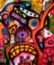 facebooks1 uwe gallaun, acrylic, painting, artist