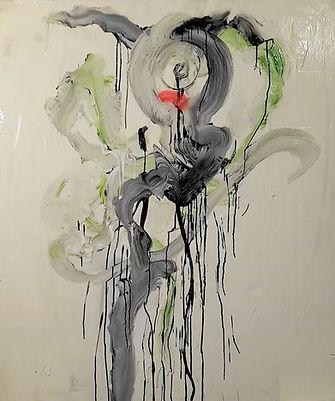 ateam uwe gallaun, acrylic, painting, artist